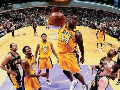2000nba扣篮大赛 2000年NBA总决赛G6步行者vs湖人